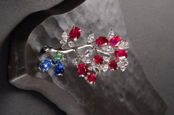 香港珠宝首饰展览会 为你提供一站式的宝石采购经验
