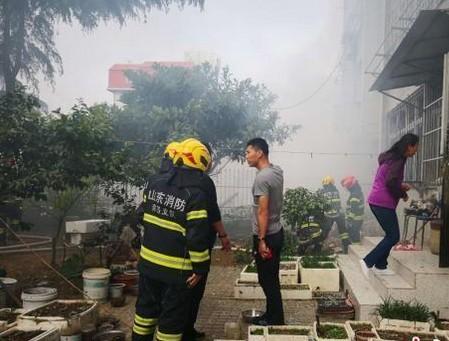 青岛居民楼爆炸原因是什么