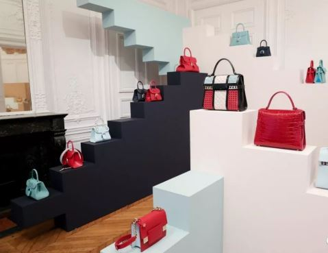 Delvaux 2019春夏手袋系列 漫游奇遇