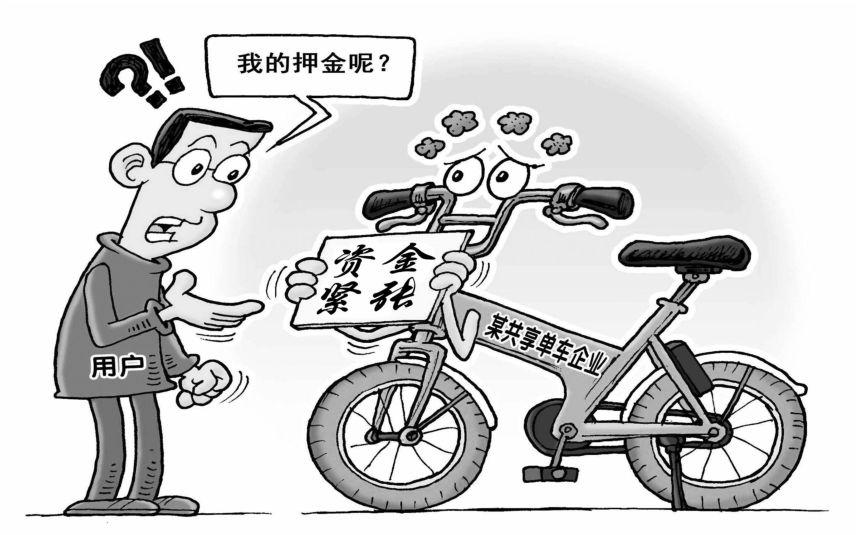 共享单车押金什么时候退款