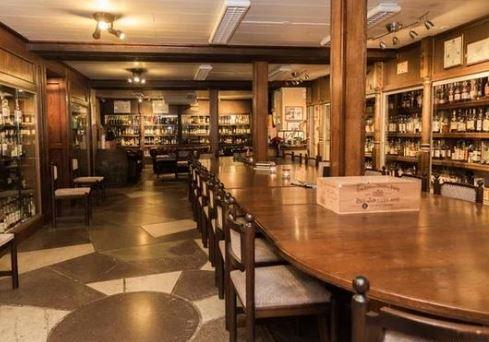 最大的威士忌酒庄 获吉尼斯世界纪录 有种酒全球只有16瓶