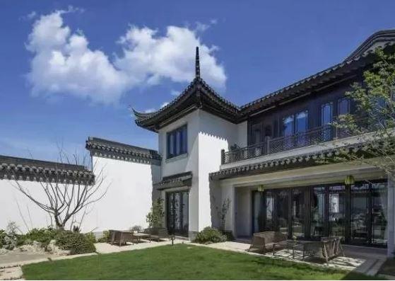 中式合院别墅为什么会成为顶级豪宅?