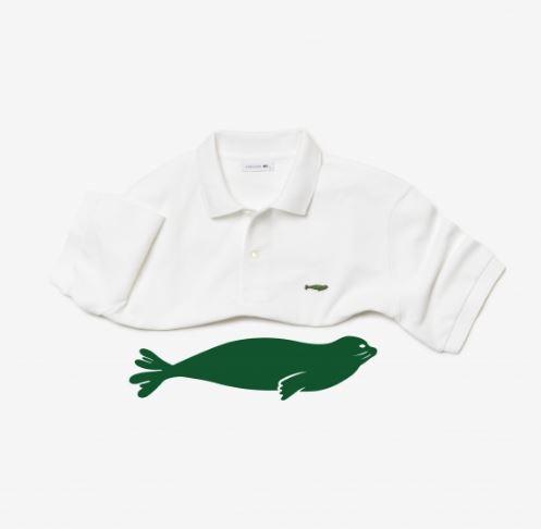 LACOSTE携手IUCN推出S.O.S 公益限量POLO衫系列