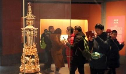 苏州博物馆西馆已进入到主体建筑的施工阶段