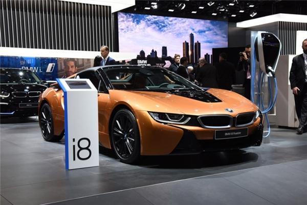宝马全新i8消息曝光 或采用纯电驱动系统