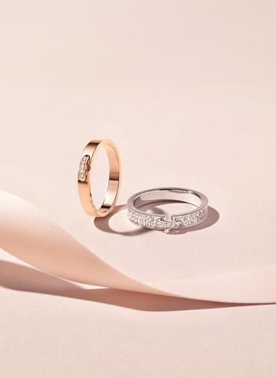 CHAUMET发布一生系列誓·缘主题全新珠宝作品