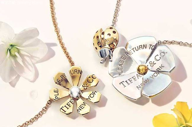蒂芙尼Return to Tiffany系列新品 Twany Love Bugs
