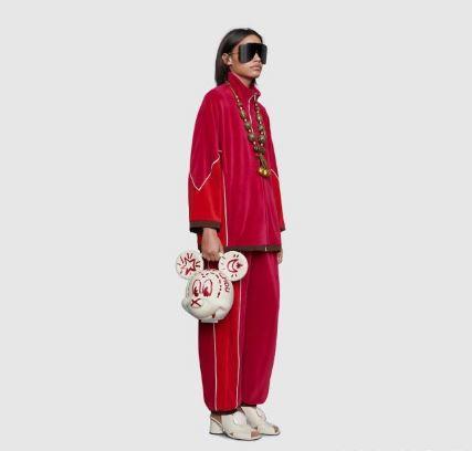 Gucci古驰2019年新款手提包 如此新奇的设计还没吸引你?