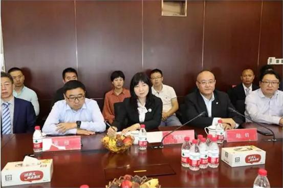 平安银行与关天之窗携手合作助力中国制造走出去