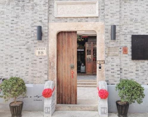 """上海川沙古镇最美的""""网红""""民宿 距离迪士尼车程仅20分钟"""