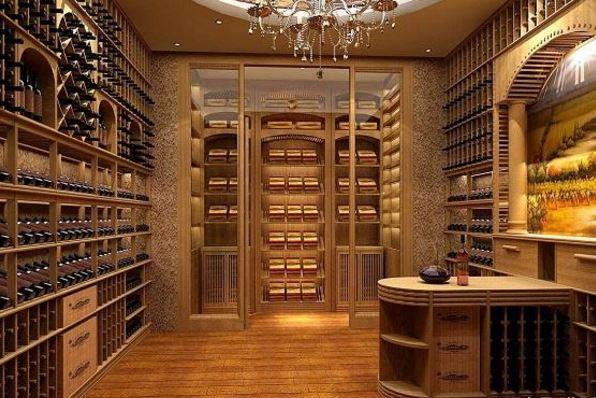 雪茄房设计的奢华配置 雪茄保养的温房