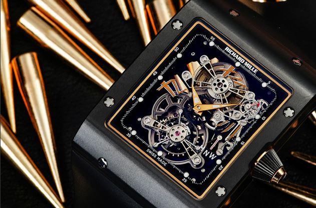 材质 创新 速度 品鉴里查德米尔 RM 017腕表