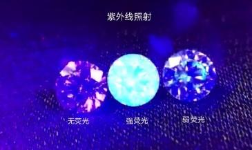 荧光对钻石有影响吗