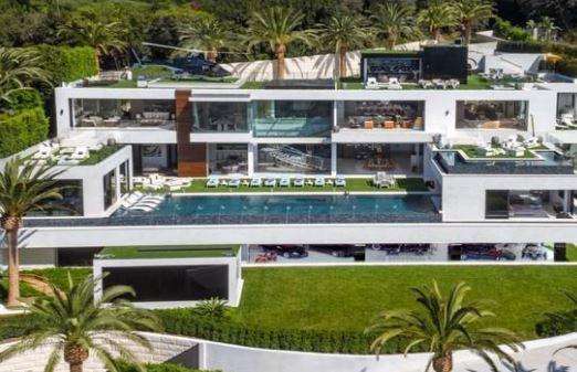 """17亿的豪宅长什么样?设计师:这是富豪的""""终极梦想"""""""