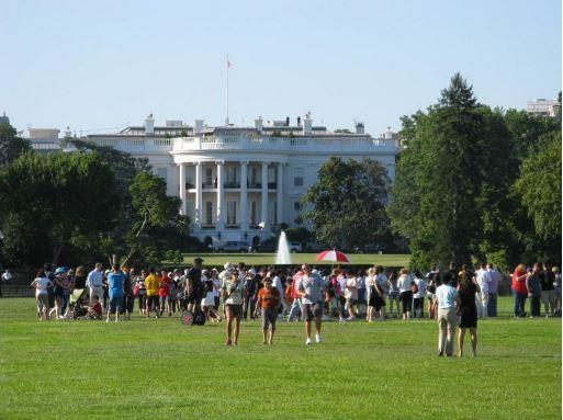白宫是特朗普住过的最寒酸豪宅?