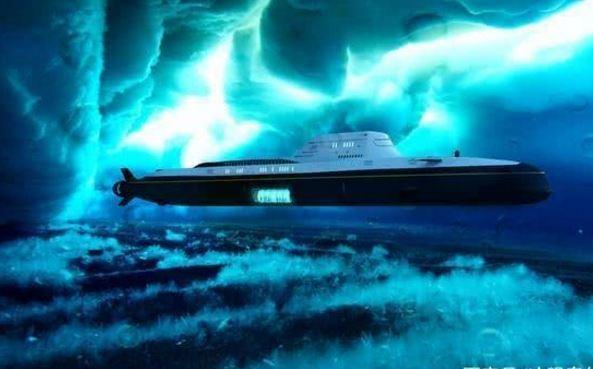 游艇玩腻了 试一试豪华潜艇怎么样?