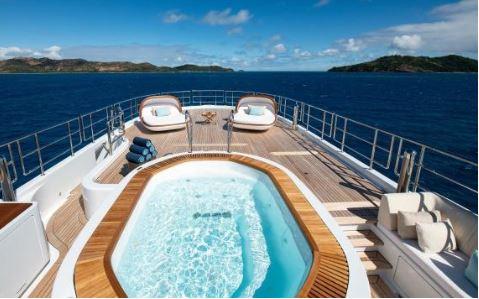 起售价3890万欧元 荷兰的AMELS 180超级游艇