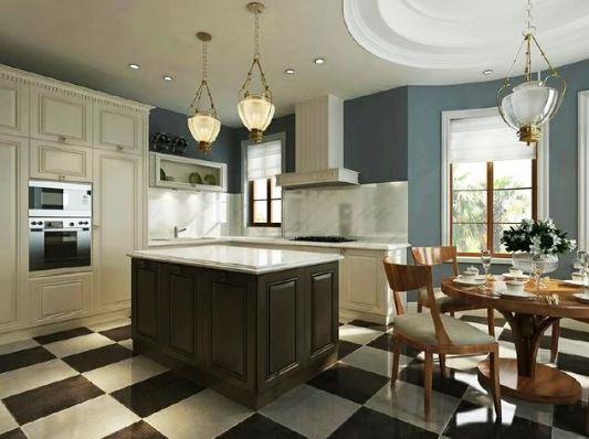 450平别墅设计 现代轻奢感开放式设计