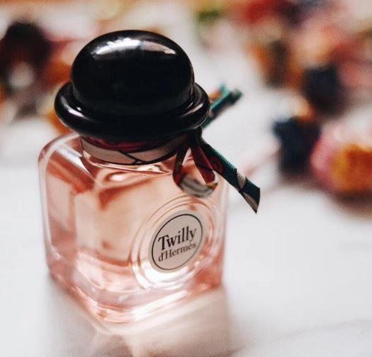 爱马仕打造少女香水瓶 香水一样渴望冒险与自由