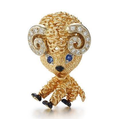 苏富比香港呈献首个珠宝线上拍卖专场 一起看这些亮眼设计