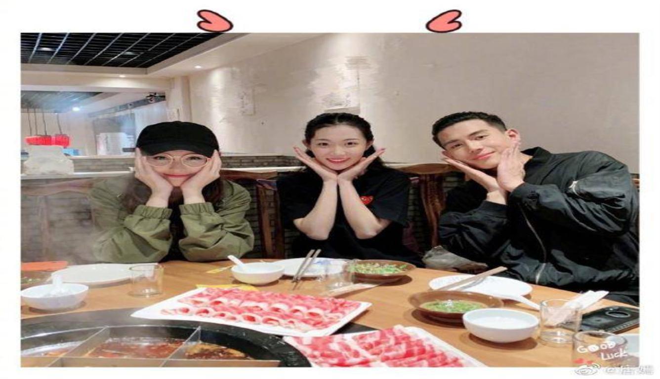 唐嫣与友人约饭聚会 粉丝们激动留言终于营业啦