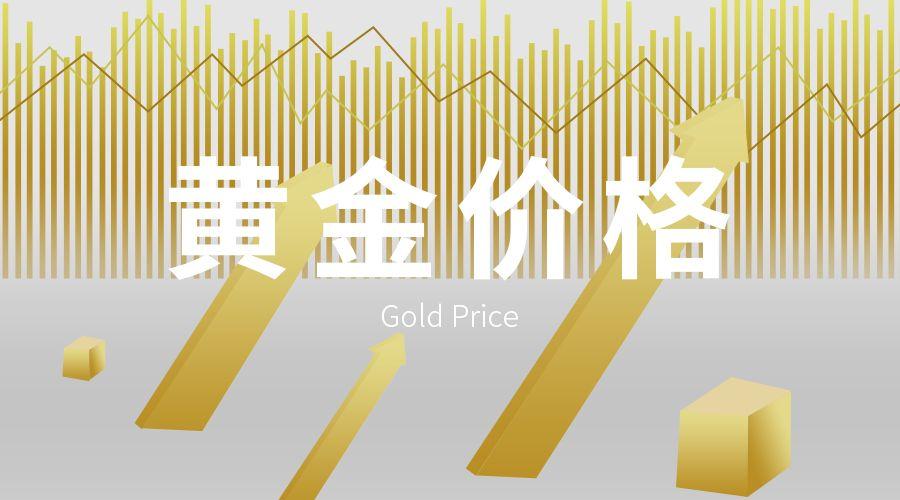 黄金多头突然发力 加速走高涨幅超5美元