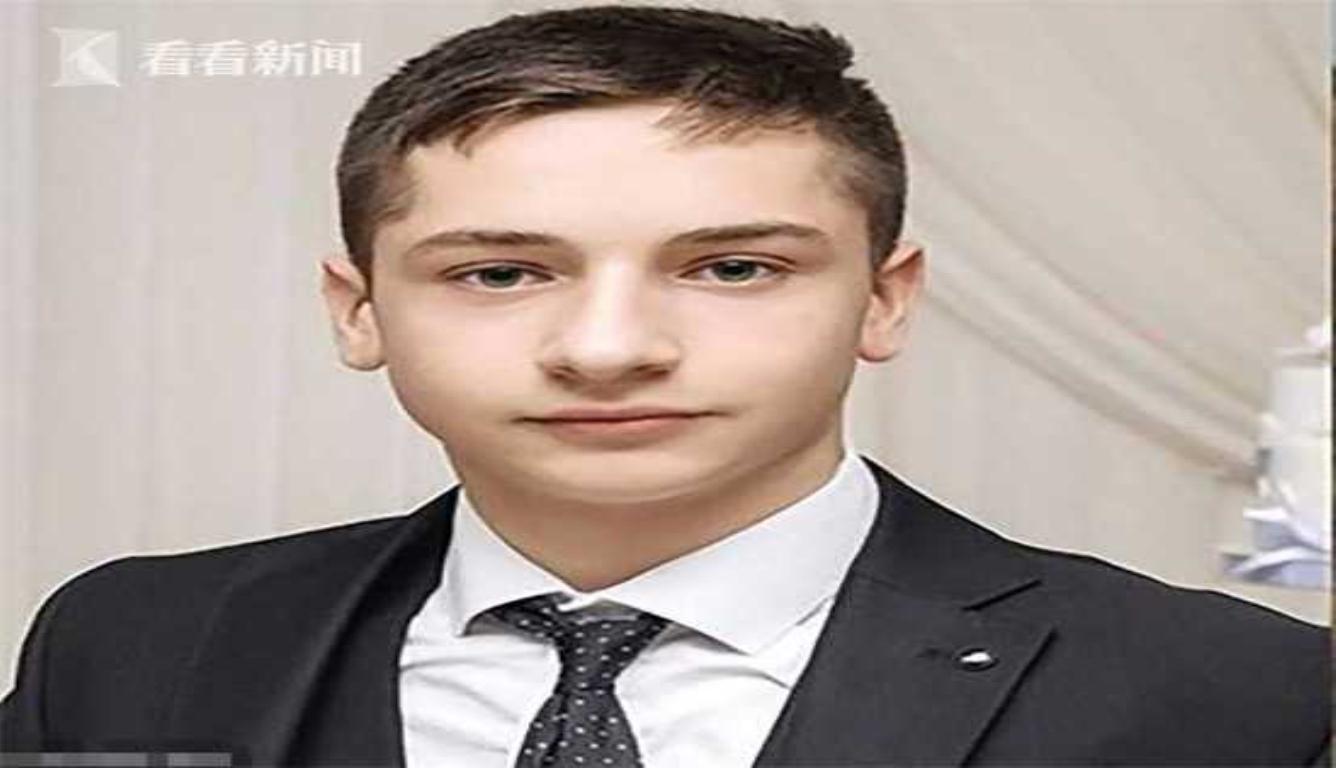 乌克兰14岁富二代捅死好友 仅被判入狱三年半