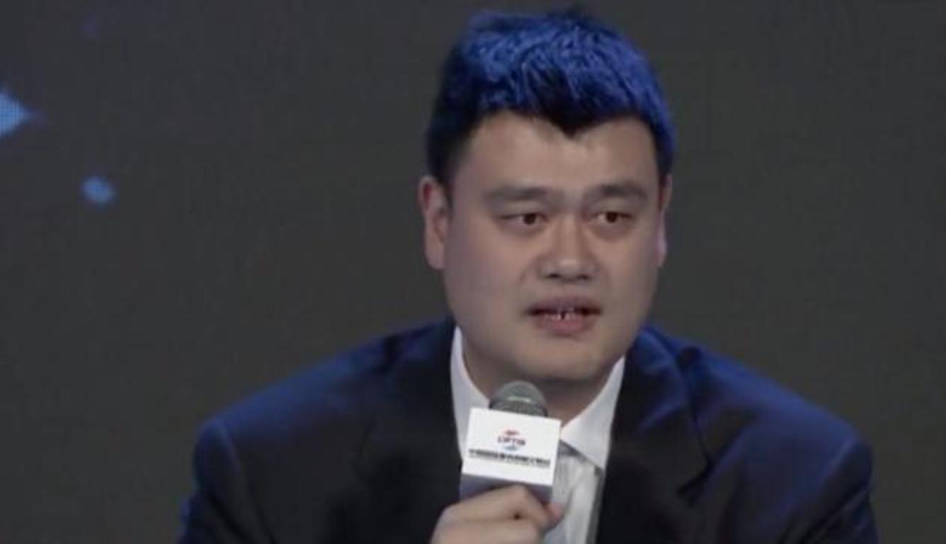 姚明谈蔡徐坤 称可以借鉴这种方式让参与者变多