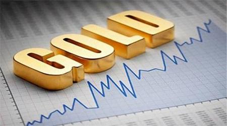 美元指数强势走高 现货黄金弱势震荡