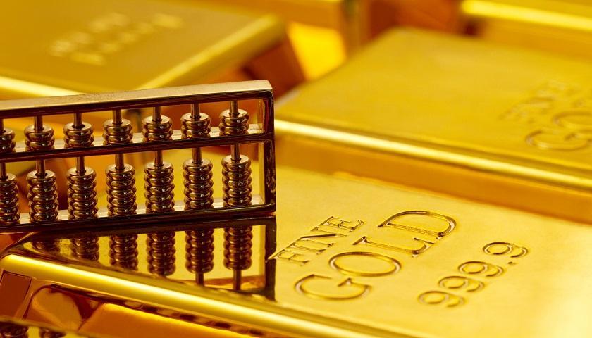 现货黄金多头上攻 强势美元压制反弹