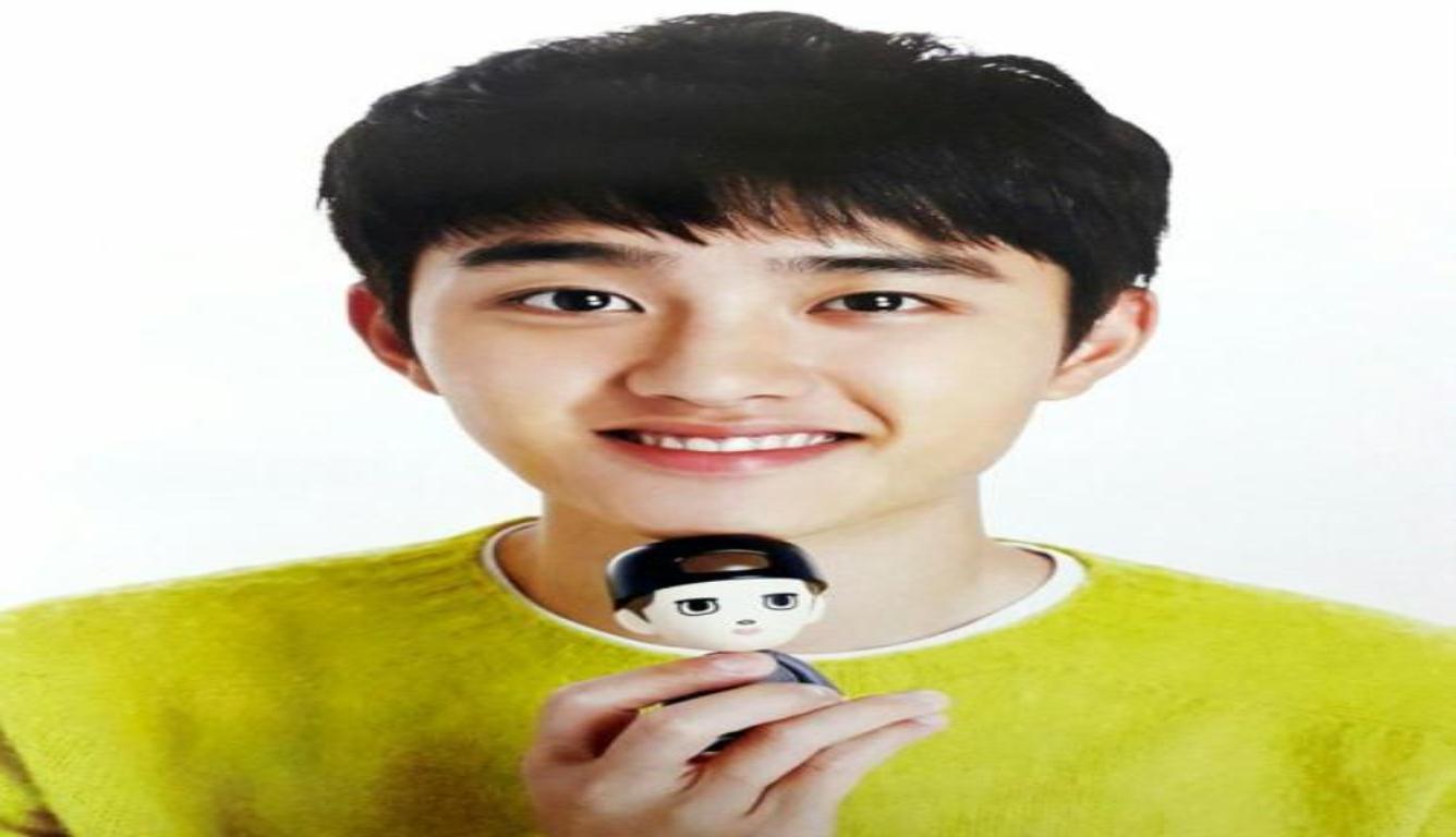 EXO都暻秀将入伍 还在社交网站上公开了手写信图片 64356 1336x768