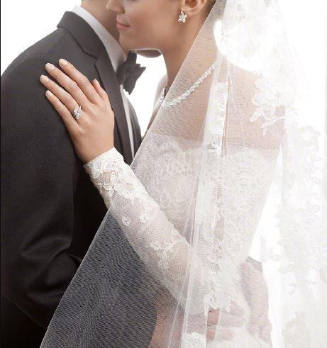 海瑞温斯顿 全新推出Bridal Couture婚嫁珠宝系列