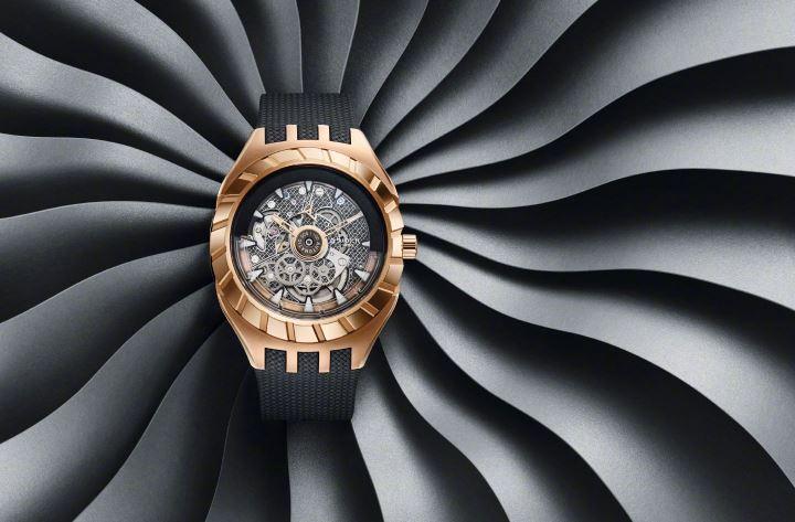 机械腕表和磁场的共存 SWATCH FLYMAGIC系列腕表