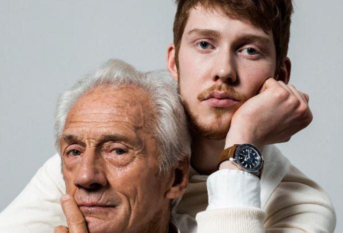 RADO瑞士雷达表特别甄选 表达对父亲的敬爱之情