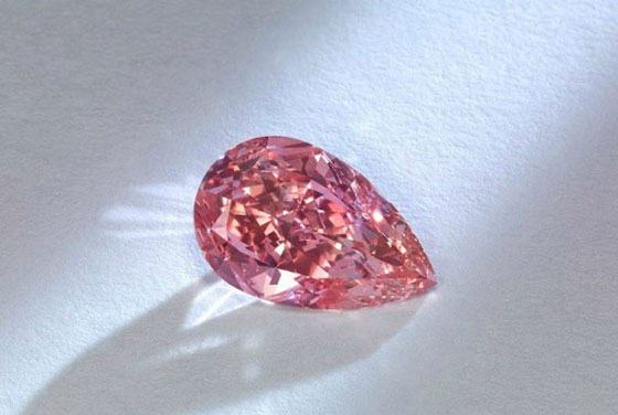 2019年第一季度粉红色钻石价格小幅上涨