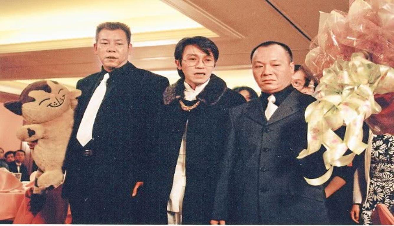演员李兆基去世 其妻守候身边陪伴走完最后一程