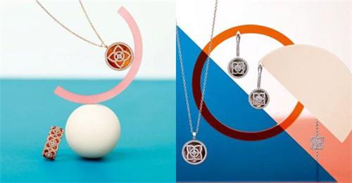 戴比尔斯以莲花为灵感推出ENCHANTED LOTUS系列珠宝