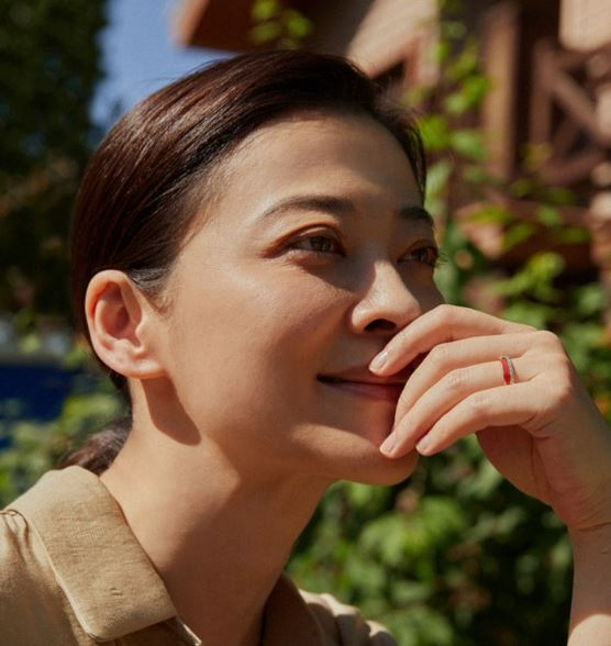 梅婷陈乔恩选择CHAUMET珠宝大片 诠释现代女性多面优雅