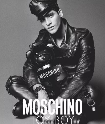 MOSCHINO推出新款男士香水 Jeremy Scott亲自设计