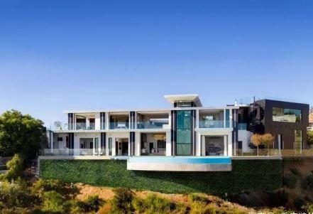 售价1.8亿半山腰奢华别墅 这才是豪宅!