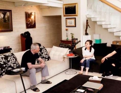 冯小刚的豪宅 家中的一幅画就值一套别墅