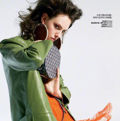 Goyard标志性帆布的独创性 箱包的超凡魅力