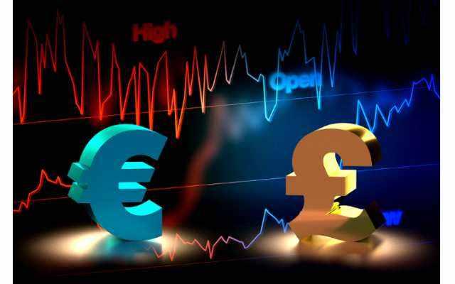 """一旦无协议脱欧发生 英镑或与欧元""""平起平坐"""""""