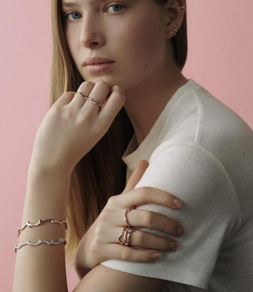 迪奥高级珠宝部20周年 艺术总监推出数款新作致敬玫瑰