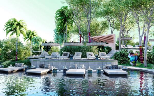 万豪国际集团将打造全新巴厘岛乌布W酒店