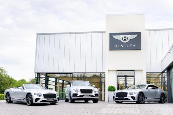 专属银色涂装 宾利推出三款全新定制版车型