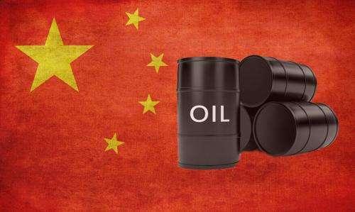 上海原油价格下跌 石油需求前景低迷和美国原油库存增加