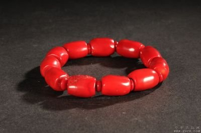 常见的造假红珊瑚种类