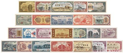 人民币收藏注意事项