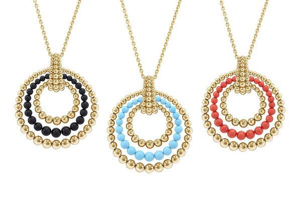 梵克雅宝新一季Perlée系列珠宝 凸显宝石或装饰图案之美